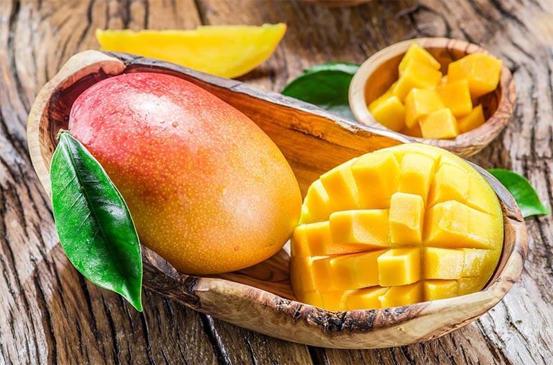 african mango owoc