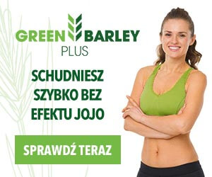 green barley plus banner