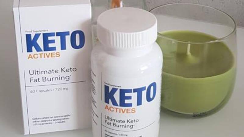 keto actives właściwości