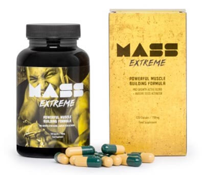 mass extreme na masę